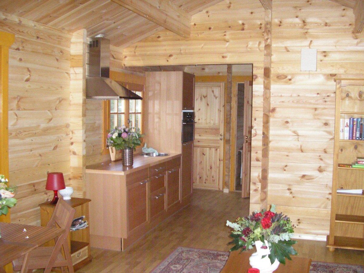 Compacte vakantiechalets - Keuken voor chalet ...